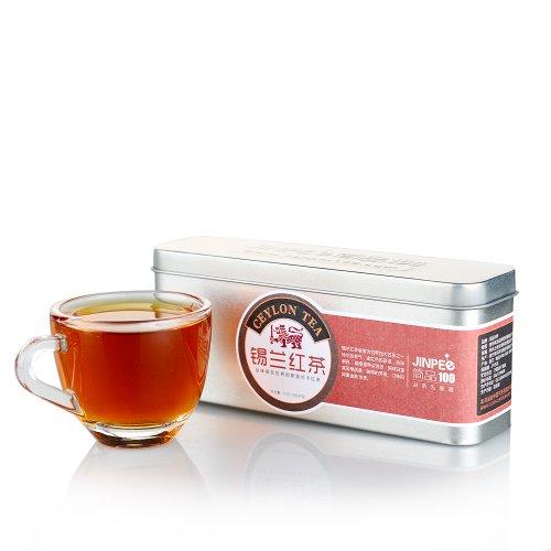 简品100 精选锡兰红茶  红茶奶茶专用 袋泡茶礼盒-图片