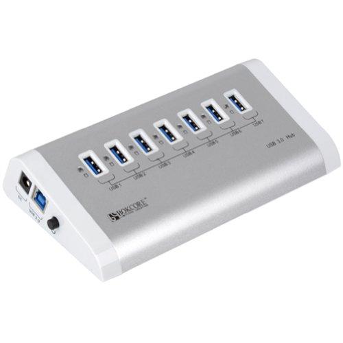 创科锐BC-U3H7-SV双核高速USB3.0集线器805短裤图片