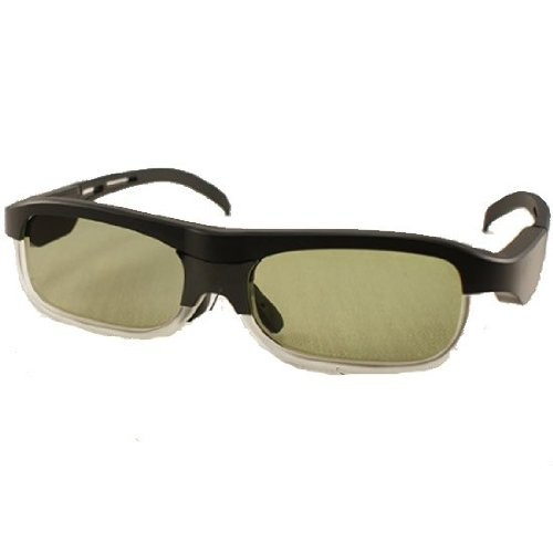 包邮 Comewol卡蒙 夏普3d眼镜 快门式DLP-Link 3D投影仪专用sharp高清左右格式3D眼睛正品-图片