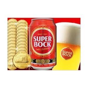 超级博克原装进口啤酒原味清啤(皮尔森啤酒)330ml 听装啤酒
