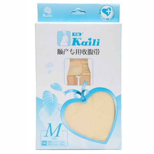 开丽顺产专用收腹带(M)KF031:亚马逊:母婴用品