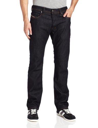 Diesel Men's Safado Regular Slim Straight-Leg Jean 0604B