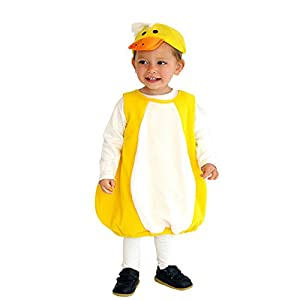 小鸭子服装可爱小黄鸭;产品内含