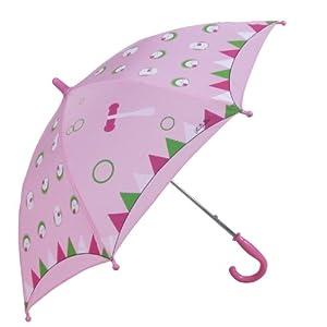 高密碰击布直杆晴雨伞