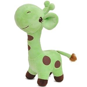 海利伟超柔软可爱动物宝宝系列12款毛绒玩具公仔儿童生日礼物小熊 22