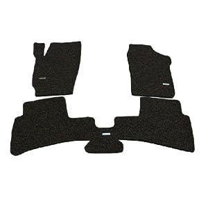 興達 加厚絲圈腳墊 手裁汽車腳墊 專車專用 寶馬老X5 三色可選 黑色 連體