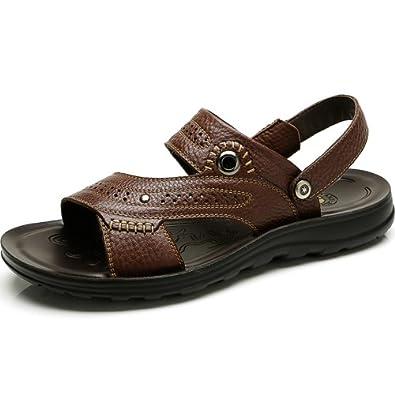 Camel 骆驼 男鞋 2013夏季新款 平底舒适休闲凉鞋 82203616