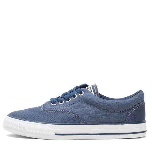 Converse 匡威 2013新款中性SKATE系列休闲低帮板鞋136337 蓝