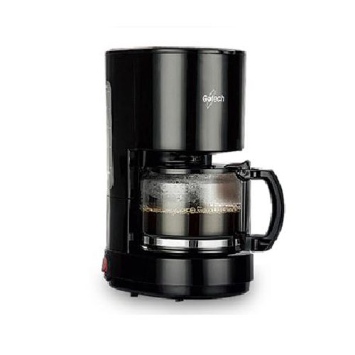GOTECH 高泰 美式家用全自动咖啡机滴漏式煮咖啡 煮茶咖啡壶 CM6669