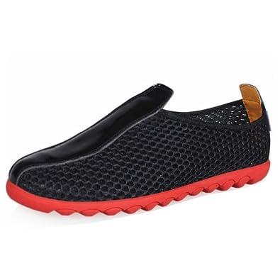 夏季男士凉鞋豆豆鞋洞洞鞋透气鞋单鞋韩版