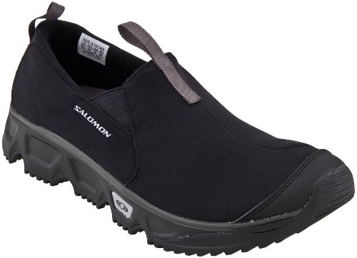 Salomon 萨洛蒙 RX SNOW MOC 男士运动恢复鞋,黑色,