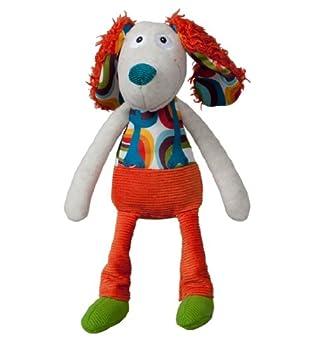 (mini)狗antoine 创意毛绒布艺玩具 开心农场卡通动物 可爱布娃娃