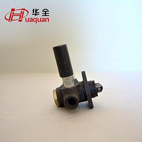 华全 发电机配件 输油泵 手动喷油泵 潍坊6105柴油机手油泵 发动机