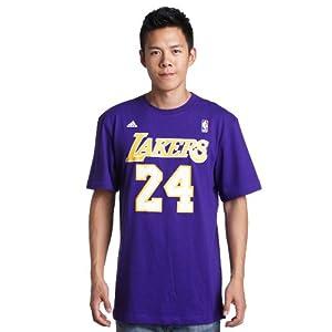 adidas 阿迪达斯 男式 NBA球迷T恤怎么样,好不好图片