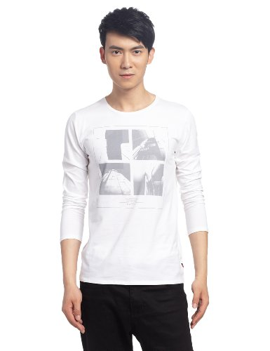 Esprit 埃斯普利特 男式 长袖T恤 HD3647