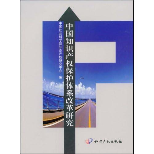 中国知识产权保护体系改革研究