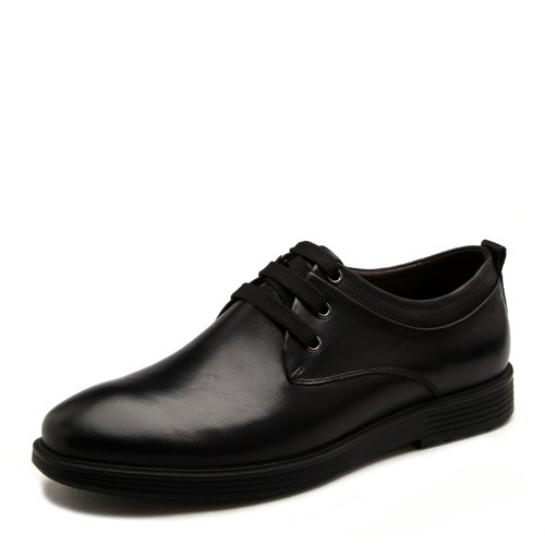 Goldlion 金利来 专柜正品男鞋 商务休闲皮鞋 系带男士休闲鞋21131002AKA