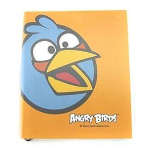 愤怒的小鸟小学生笔记本日记本50k胶套本80页记事本