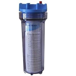防僞真品/加厚透明防爆瓶/高品質用戶的首選/ 原裝 Pentair/濱特爾直飲機 前置濾瓶 (不含濾棉)