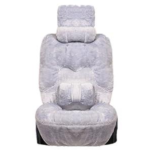 顺千吉 雪佛兰景程 特价促销 新款高档毛绒 御寒保暖坐垫 汽车座垫