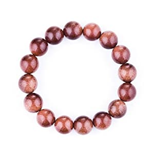 梦克拉珠宝首饰品金沙石手链-富贵丽人