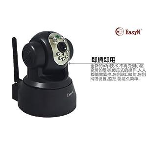 EasyN 易视眼 无线网络摄像机P2P网络监控摄