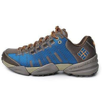Columbia 哥伦比亚 男式 超轻缓震抓地耐磨越野跑鞋 BM3666-318/023 包邮