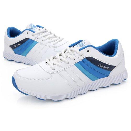 ZUODANLANG 左丹狼 男鞋 2013秋冬男士保暖跑步鞋运动鞋正品包邮 特大码 大码鞋