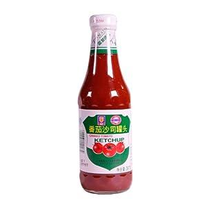 上海梅林股吧_上海梅林番茄沙司罐头397g