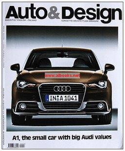 2014年进口年订杂志:auto & design 现代汽车设计杂志全年订983元包邮.pdf