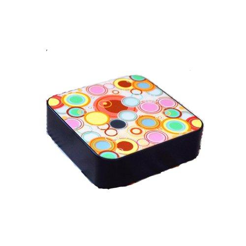 香港QH泉浩7800mAH 多功能 移动电源7800 充电宝 (适用于所有USB接口的IPHONE4 IPHONE4S IPHONE5 IPHONE5C IPHONE5S三星 HTC 摩拖罗拉 诺基亚 小米 中兴 天语等各种智能手机 及 MP3 MP4 PDA PSP 数码相机 掌上游戏机 蓝牙设备) 7800 烤漆 悦动卡通 (彩色泡泡)-图片