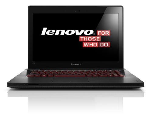 Lenovo 联想 Y400 14英寸笔记本电脑 (英特尔®Ivy Bridge酷睿i5-3230M 4G 1TB GT750M 2G独显 DVD刻录 摄像头 HDMI Win8 USB3.0) 发烧级GT750M显卡1T超大硬盘 紧俏进货一批-图片
