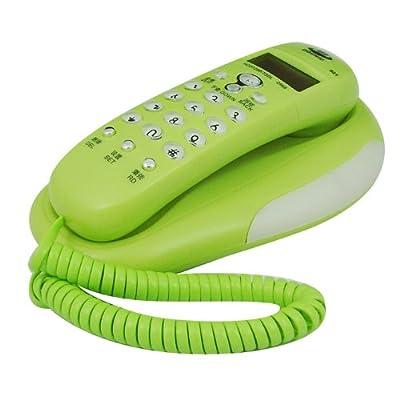都牛821 时尚可爱小电话机 个性创意座机 来电显示