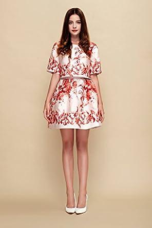 欧美高端品牌品质女装连衣裙套装
