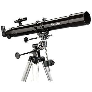 美国星特朗 powerseeker 80EQ 折射式天文望远镜 性价比高 适合初学入门