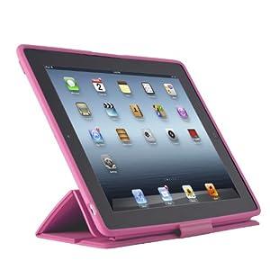 Speck 思佩克 SPK-A1198 iPad case New iPad PixelSkin HD Wrap(粉色)
