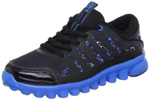 ANTA 安踏 跑步系列 男童 跑步鞋 浅军蓝/黑色 35 31245521-1