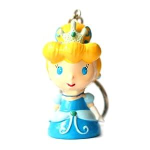 甜蜜城堡公主钥匙链经典可爱公主公仔挂件(卡通版灰姑娘)