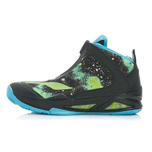 LI-NING 2014新款李宁CBA球迷刺客篮球系列 男鞋篮球鞋ABPJ053-1