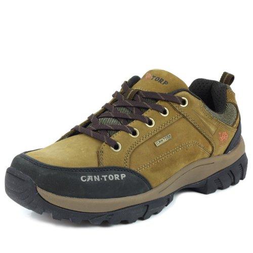 Can·Torp 美国骆驼 户外登山鞋耐磨防滑舒适透气 秋冬新款男鞋LT-D13059 真正的黄牛皮 户外登山鞋我们是建议您按照运动鞋尺码购买。