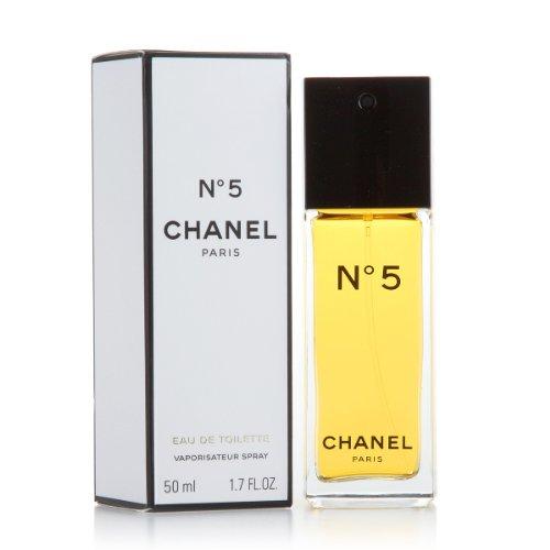 Chanel 香奈儿 Chanel NO.5 EDT香奈儿5号女士香水/女香50ML