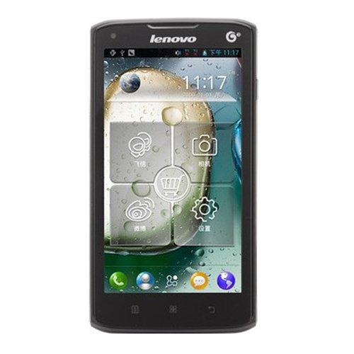 Lenovo 联想 S868T(黑色)TD-SCDMA/GSM 双卡双待双通 Android 4.0系统 双核1.2GHz处理器 800万像素-图片