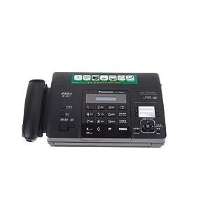Panasonic 松下KX-FT862CN 热敏传真机(黑色)