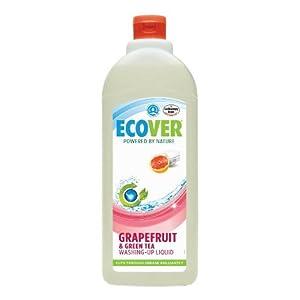 ECOVER生态环保洗碗液 西柚绿茶配方 1L