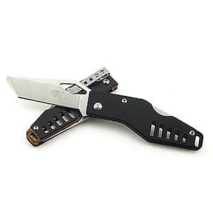 三刃木折叠刀酷炫彩B-787(户外探险、救生军刀、