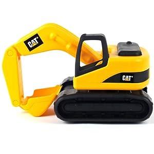 美国卡特CAT玩具工程车14英寸大号惯性积木quot油花器quot工程图片