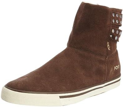 PONY 波尼 Boots靴子 男帆布鞋/硫化鞋 9104101570052CF