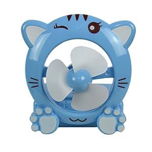 可爱小猫咪风扇 /strong>