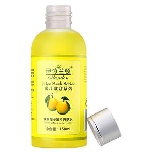 凑单品:Isilandon 伊诗兰顿 蜜汁柚子爽肤水 150ml  9.9元