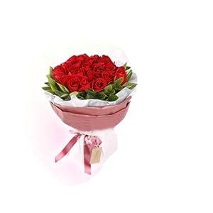 清晏斋玫瑰花束 29支红玫瑰花束厂商带货直送,限北京市区